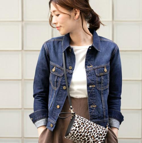 デニムジャケットの秋コーデ特集!カジュアルなレディースの着こなしをご紹介♡
