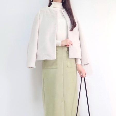 【GU】プチプラスカートで作る秋コーデ。2021年参考にしたい大人の着こなし帖