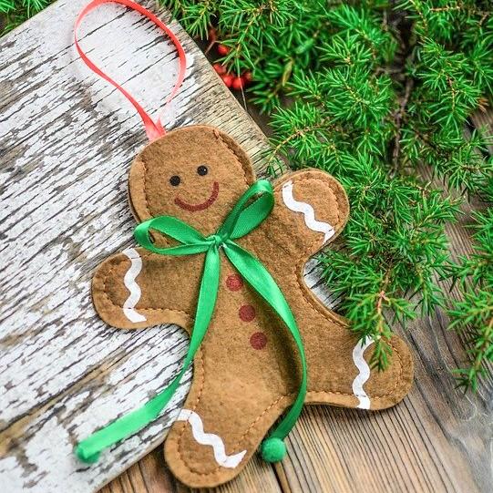 クリスマスが待ち遠しい。子どもでも簡単に手作りできるおしゃれオーナメント特集