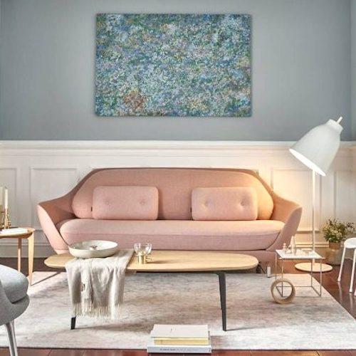 可愛いだけじゃない「ピンクの部屋」特集。大人女性も真似しやすいインテリア実例