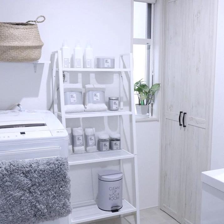 意外と悩む…お風呂&洗面所の収納アイデア特集!プチプラグッズも上手に活用